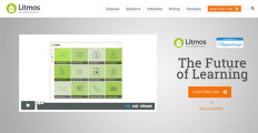Logo of Litmos LMS