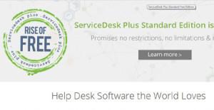 Logo of ManageEngine ServiceDesk