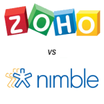 Zoho vs. Nimble: Comparison of the Leading CRM Solutions