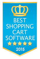 The best product in this category is 3dcart with a total score of 9.8/10