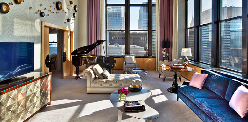 Top 12 most expensive hotels in the world a night at ritz for Most expensive hotel new york