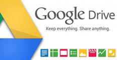 Logo of Google Drive