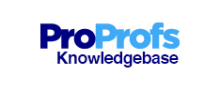 Logo of ProProfs Knowledge Base